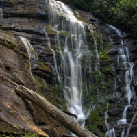 King Creek Waterfalls - Mountain Rest SC