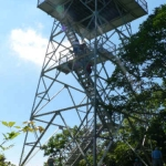 Hiking to the Albert Mountain Firetower