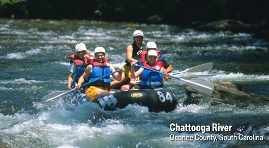 Chattooga River - Long Creek SC