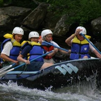 Chattooga River Rafting - Clayton GA
