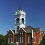 Union County Courthouse Blairsville Ga