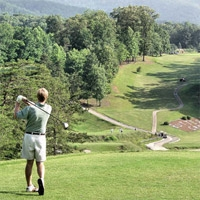 Butternut Creek Golf Course & Meeks Park - Blairsville Ga