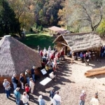 Cherokee Homestead Exhibit - Hayesville NC