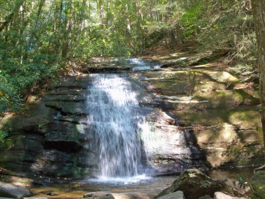 Long Creek Falls - Blue Ridge GA
