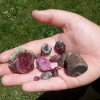 Gem Mining in Macon County