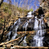 Station Cove Falls - Mountain Rest SC