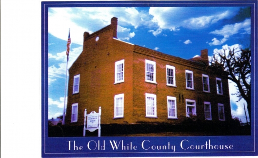 White County Courthouse Museum - Cleveland GA